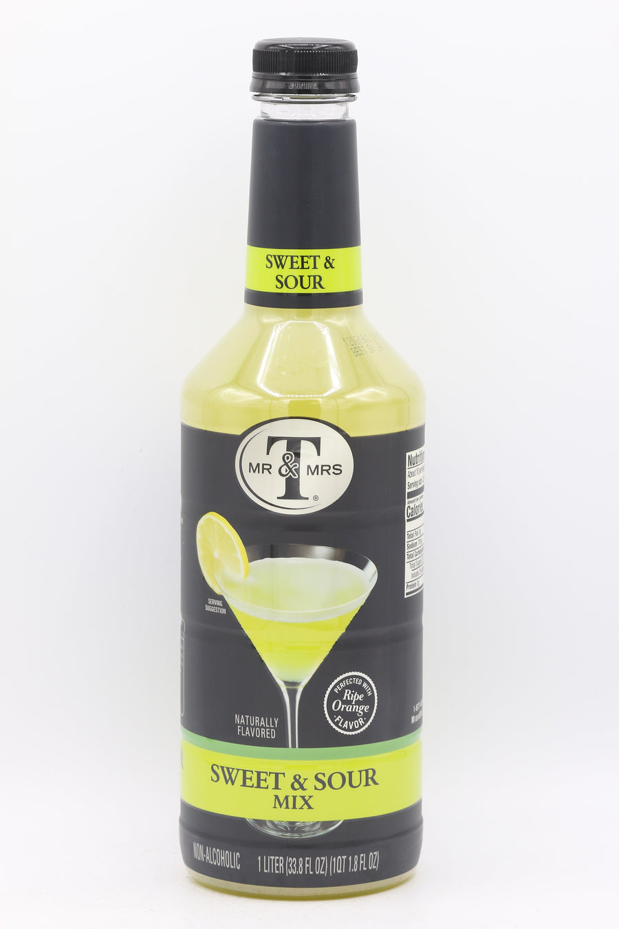 MR&MRS T SWEET AND SOUR MIX 1L