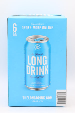 LONG DRINK 6PK CANS