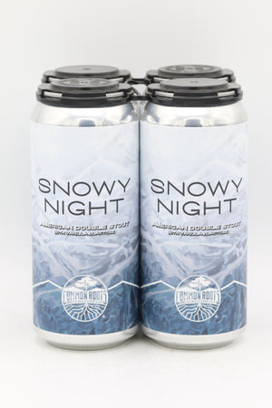 COMMON ROOTS SNOWY NIGHT 4PK
