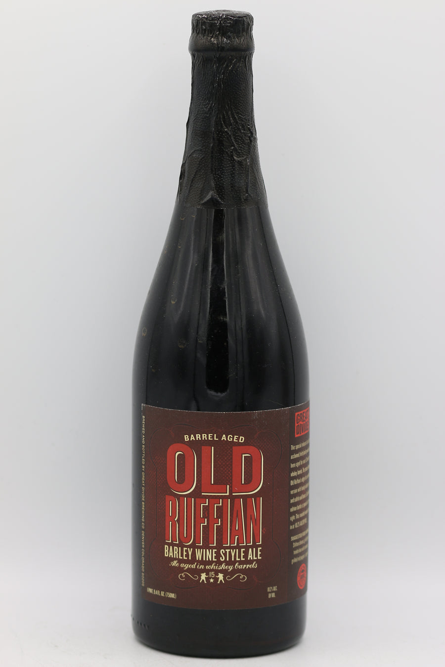 Great Divide Barrel Aged Series 750mL