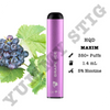 HQD MAXIM GRAPE ICE - yummyvape