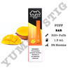 Puff Bar Mango Disposable Device - yummyvape