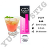 Puff Bar Pink Lemonade Disposable Device - yummystig.com