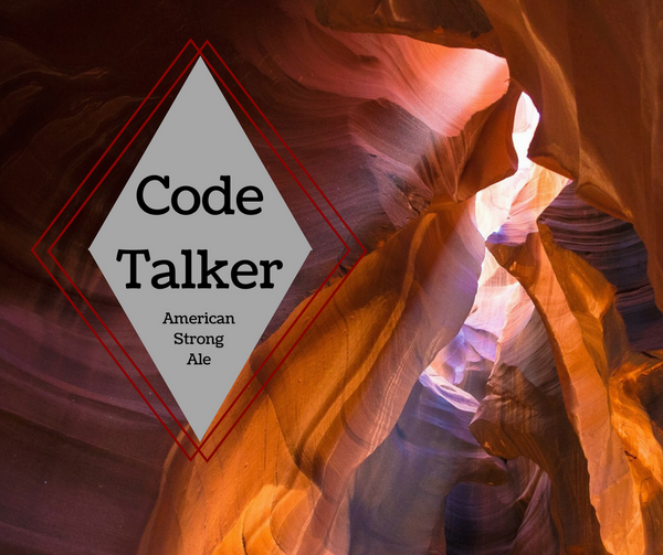CODE TALKER - American Strong Ale - 500ml