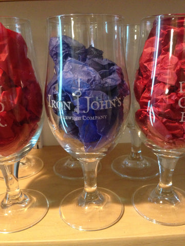 Iron John's Munich Glass