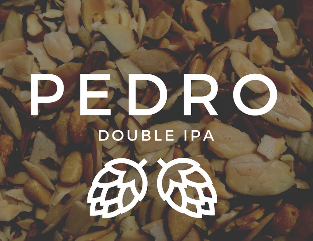 PEDRO - Double IPA - 500ml