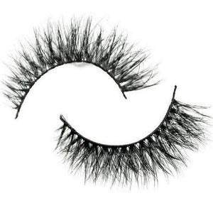 Lola 3D Mink Lashes - CEO - Crown Envy Obsession, best crown hair extension