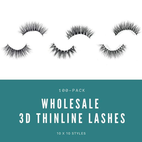 3D Thinline Lash Package Deal - CEO - Crown Envy Obsession, best crown hair extension