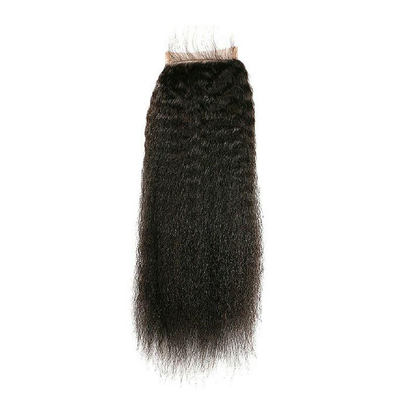 Brazilian Kinky Straight Closure - CEO - Crown Envy Obsession, best crown hair extension
