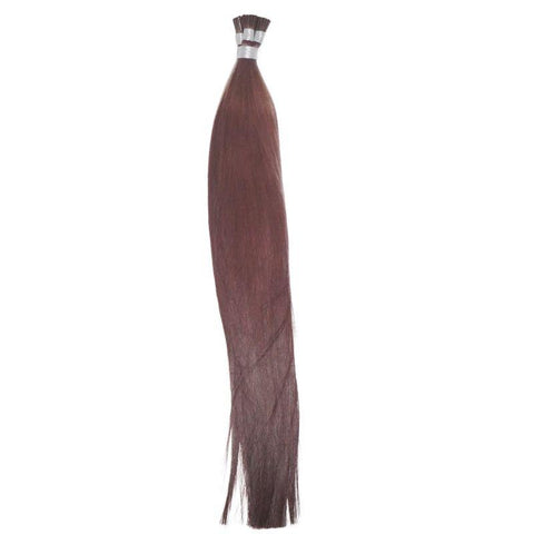 Auburn I-Tip - CEO - Crown Envy Obsession, best crown hair extension