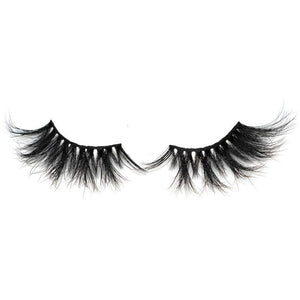 January 3D Mink Lashes 25mm - CEO - Crown Envy Obsession, best crown hair extension