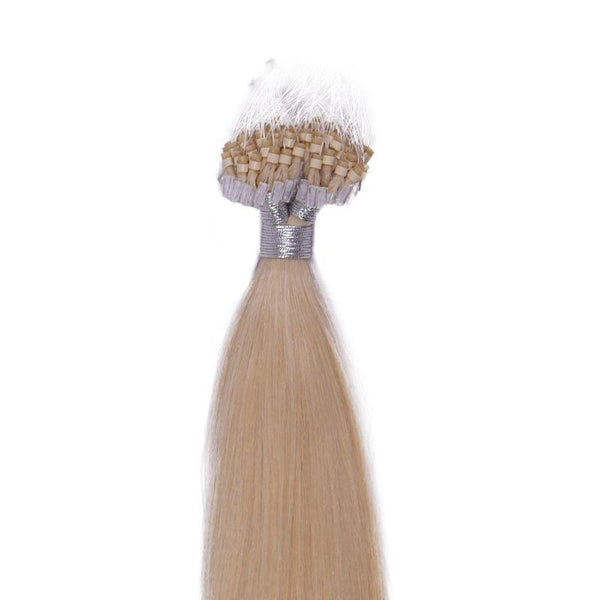 Russian Blonde Micro Bead - CEO - Crown Envy Obsession, best crown hair extension