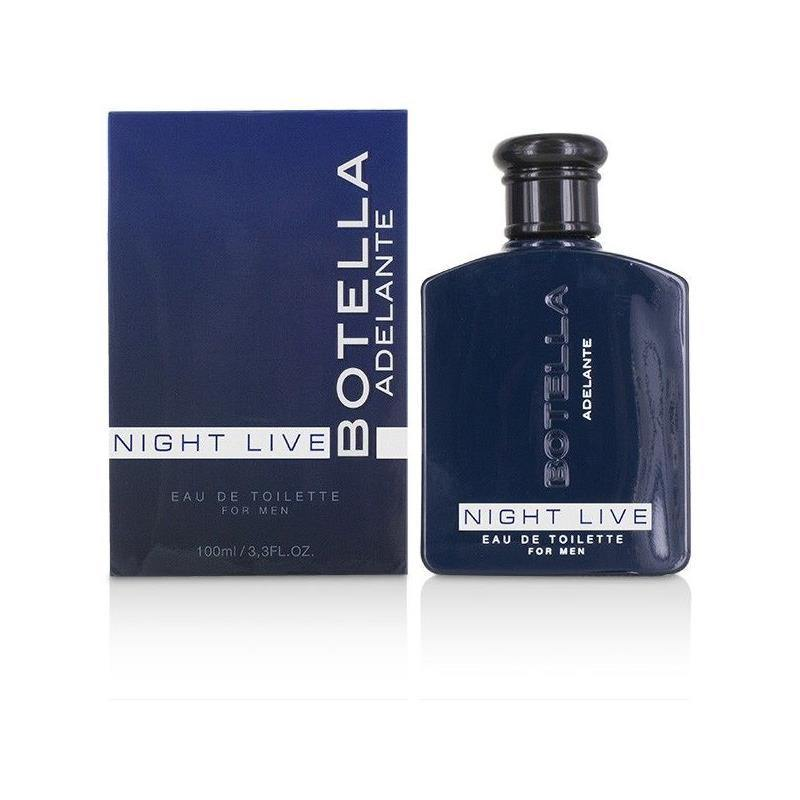Feromone Parfum Night Live Men 100 ml - Plaisirs Pour Elles