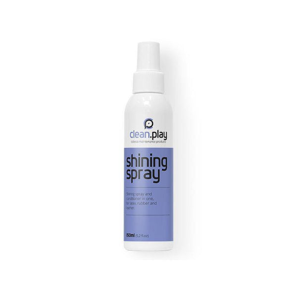 Spray Brillant CleanPlay 150 ml - Plaisirs Pour Elles