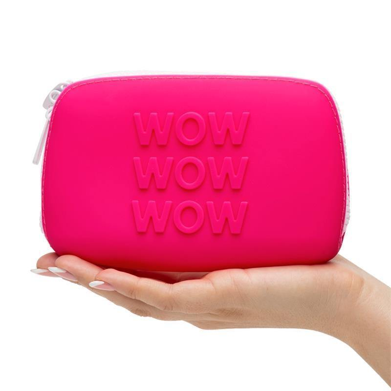 WOW Storage Zip Bag Small Rose - Plaisirs Pour Elles
