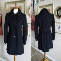 🆕 Vintage - Marvin Richards Wool Blend Pea Coat