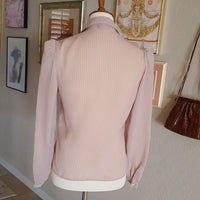 Vintage - Givenchy Pinstripe Blouse