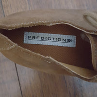 🆕Vintage - Predictions Brown Suede Oxfords