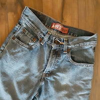 Levi's - Vintage 550 Little E High Waist Jeans