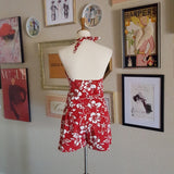 Vintage - Hilo Hattie Hawaiian Skort Set