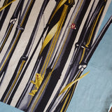 Gucci - Silk Bamboo & Insect Scarf
