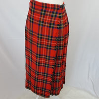 The Edinburgh Woollen Mill - Vintage Kilt/Skirt