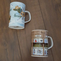 Harrods - Fine Bone China Mugs (Set of 2)