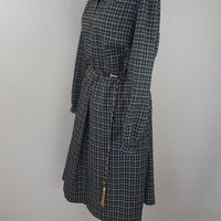 Schrader Sport New York - 1970's Shirt Dress