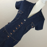 Tommy Hilfiger -1990's Denim Dress