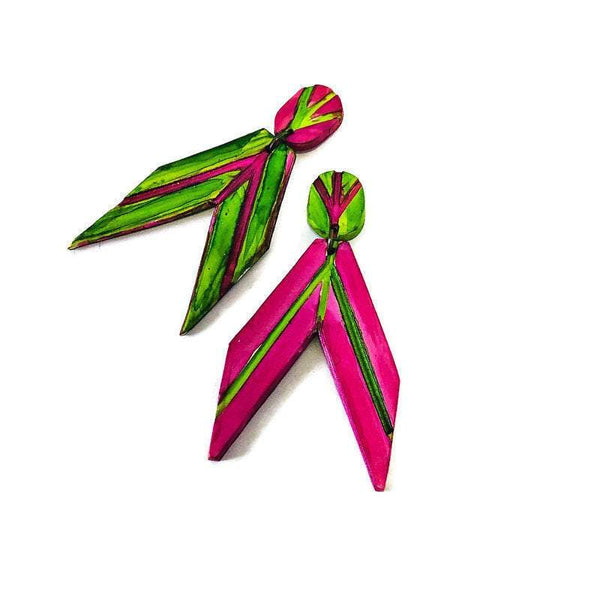 Neon Jewelry Set - Sassy Sacha Jewelry