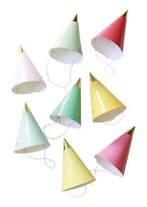 Party Hats - Multicolor