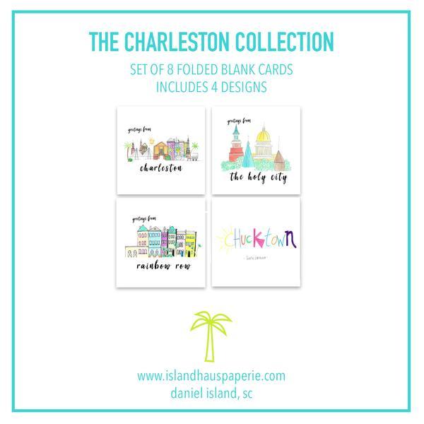 Charleston Collection Greeting Card Boxed Set