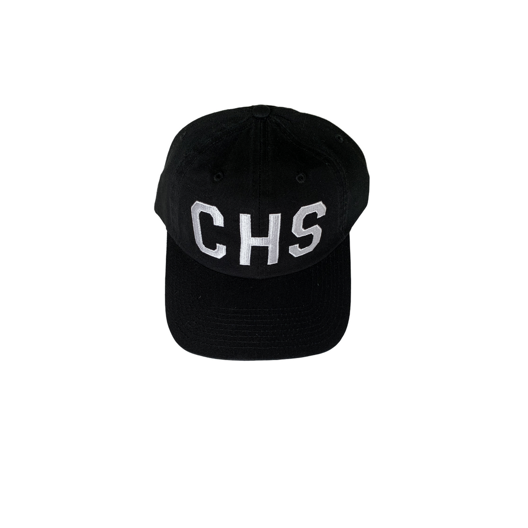 CHS Block Hat (Black)