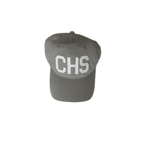 CHS Block Hat (Light Gray)