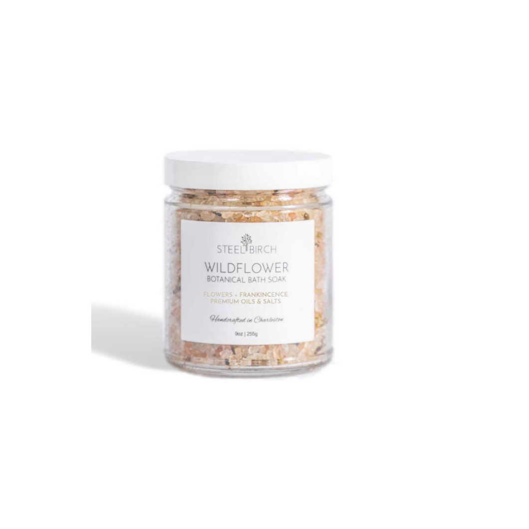 Wildflower Botanical Bath Soak