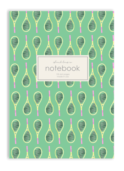 Notebook- Tennis