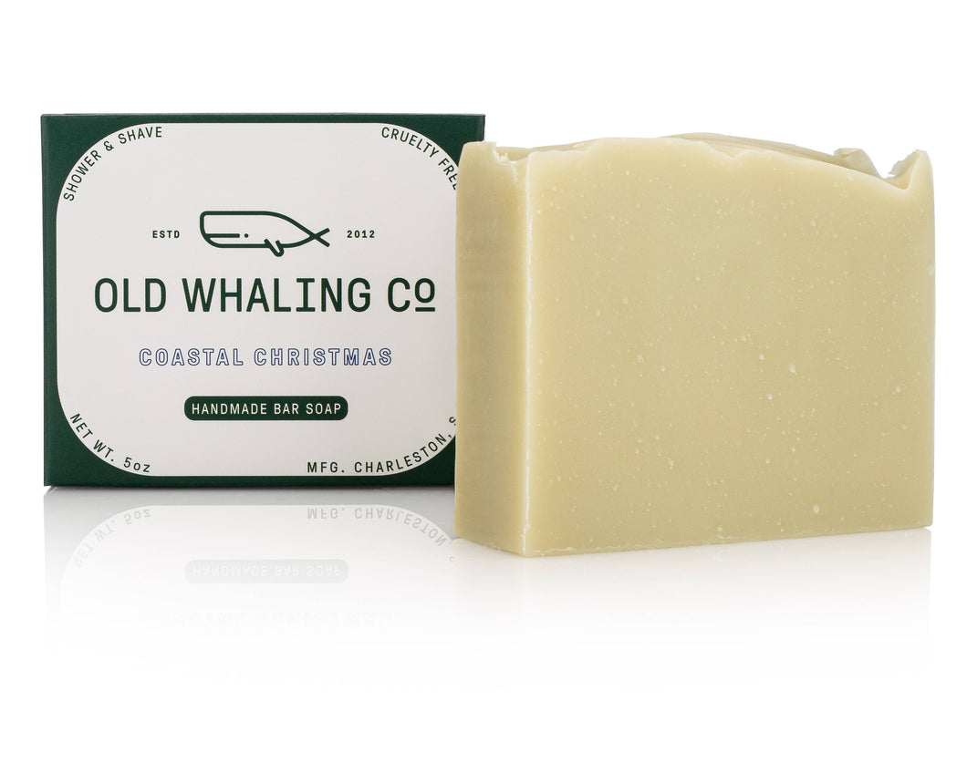 Coastal Christmas Soap