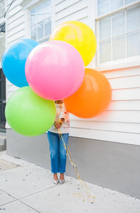 Downtown balloon delivery fee