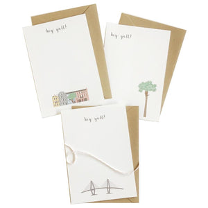 Charleston Stationery Boxed Card Set