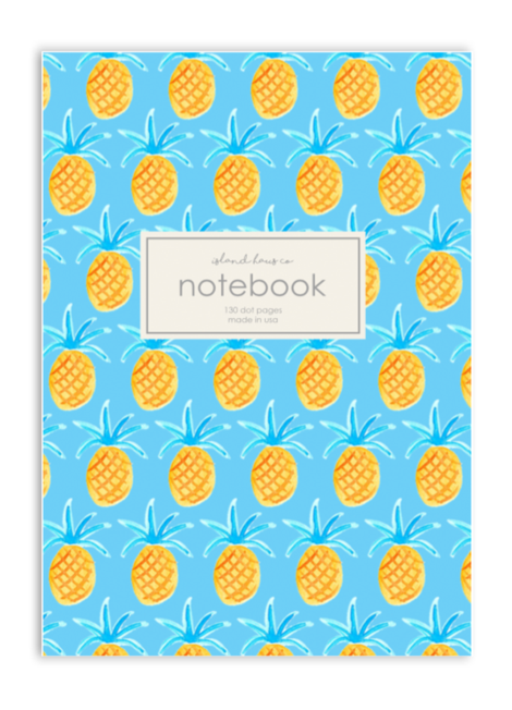Notebook-Pineapple