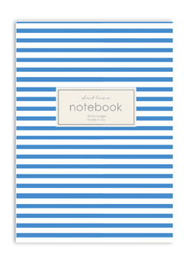 Notebook- Striped