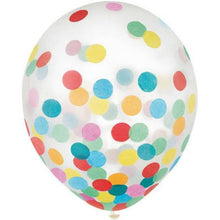 Load image into Gallery viewer, Standard Confetti Balloon