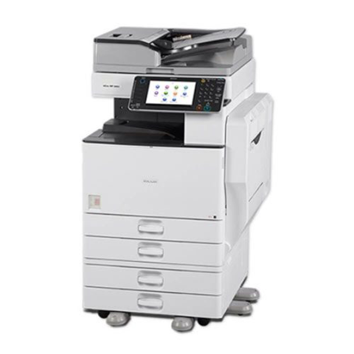 "Ricoh MPC3502  ""Remanufacturados"""