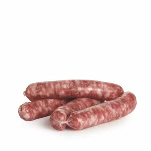 You added <b><u>LUGANEGA PØLSE</u></b> to your cart.