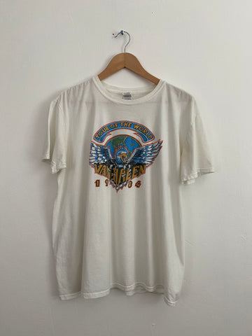 Van Halen Tour Of The World T-Shirt