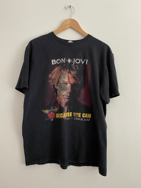 "Bon Jovi ""Because We Can"" T-Shirt"