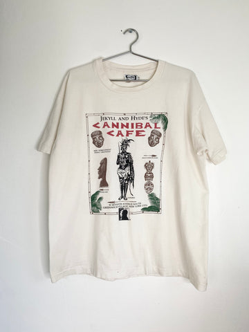 Jekyll & Hyde's Cannibal Cafe NYC T-Shirt