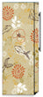 Load image into Gallery viewer, Elegant Fish & Pattern Designs Magnetic Refrigerator Skin Cover Wrap on Fridge Side Panel