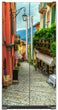 Load image into Gallery viewer, European Cobblestone Path<br/>Refrigerator Magnet Skin