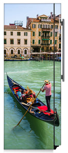 Venice Italy Magnet Skin on Side of Refrigerator